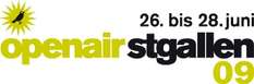 pen Air St. Gallen 2009 startet am 26. Juni