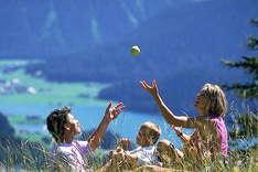 Familienurlaub in Graubünden