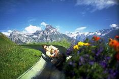 Sommerurlaub in der Schweiz