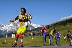 Sporturlaub in der Schweiz